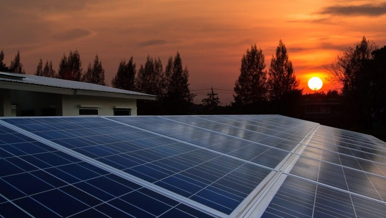 Solar Powered Homes Being Built On The Real Estate Market